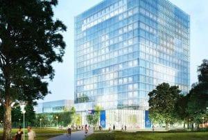 Impressie RIVM/CBG gebouw
